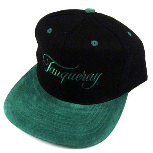 Vintage Tanqueray Gin Snapback Hat
