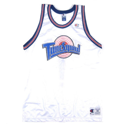 Vintage Space Jam Tune Squad TAZ Champion Jersey