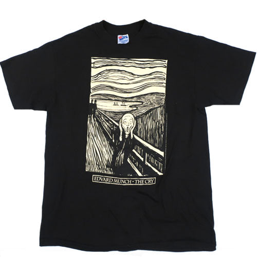 Vintage Edvard Munch The Cry (The Scream) T-Shirt