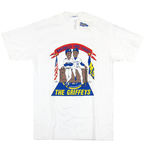 Vintage The Griffey's Seattle Mariners T-shirt