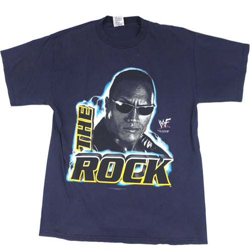 Vintage The Rock WWF T-Shirt