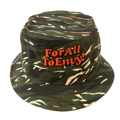"For All To Envy ""Newport"" Bucket Hat"