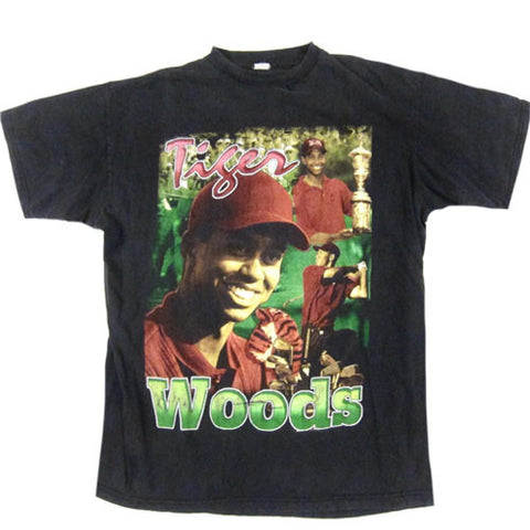 Vintage Tiger Woods The Future of Golf T-Shirt