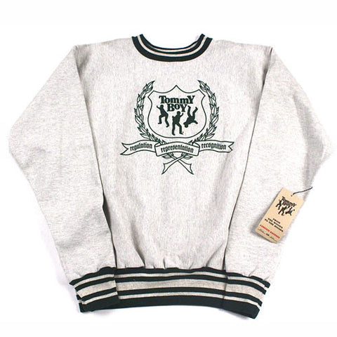 Vintage Tommy Boy Records Crewneck Sweatshirt