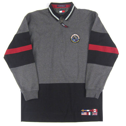 Vintage Tommy Hilfiger Expedition 3M Rugby Shirt
