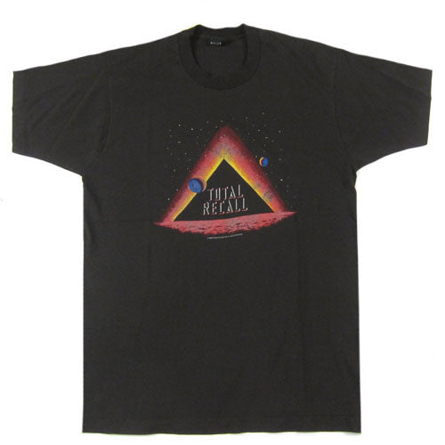 Vintage Total Recall Movie T-Shirt