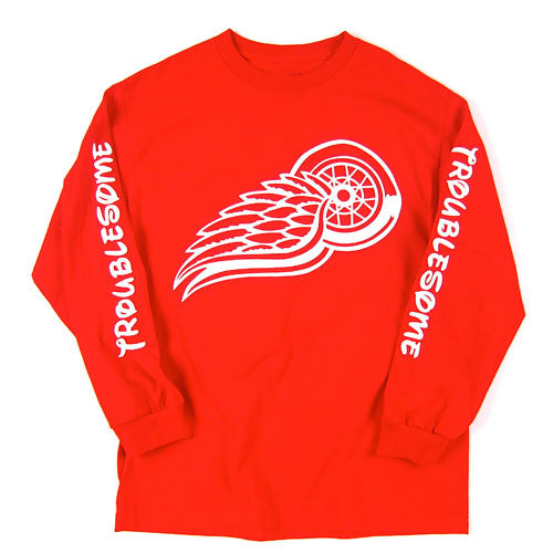 "For All To Envy ""Troublesome '96"" Long Sleeve T-Shirt"