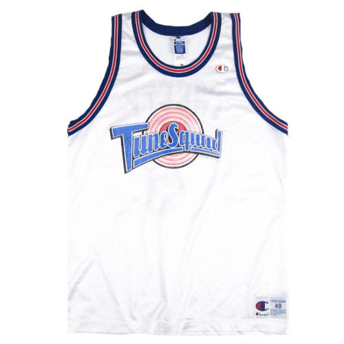 Vintage Space Jam Tune Squad Tweety Champion Jersey