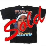 Vintage Tupac Against All Odds T-Shirt