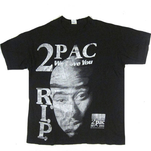 Vintage Tupac Shakur 2Pac Only God Can Judge Me T-Shirt