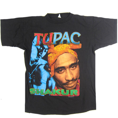 Vintage Tupac Shakur 2Pac So many Tears T-Shirt