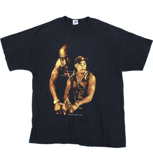 Vintage 2Pac Tupac Shakur Stop The Violence T-Shirt