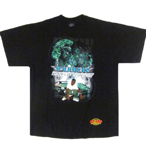 Vintage Turk Young & Thuggin' T-shirt