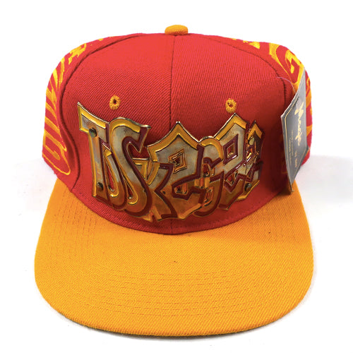 Vintage Tuskegee Golden Tigers Snapback Hat NWT