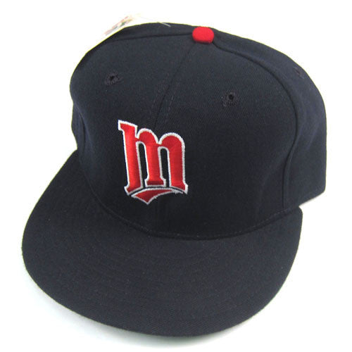 Vintage Minnesota Twins New Era Fitted Hat NWT