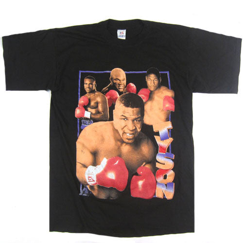 Vintage Mike Tyson The Real Champion T-Shirt