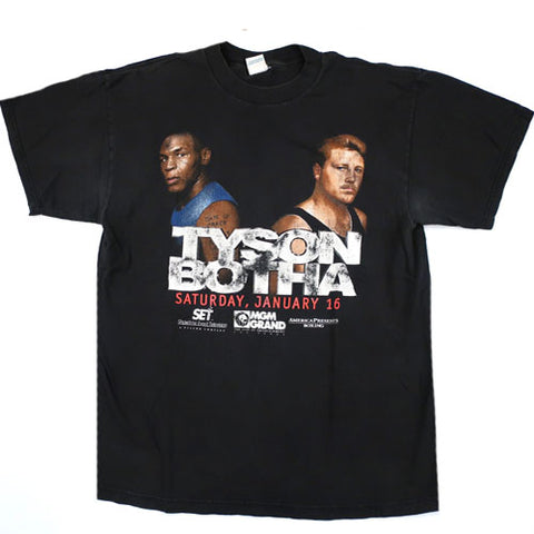 Vintage Mike Tyson vs Francois Botha 1999 T-Shirt
