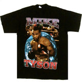 Vintage Mike Tyson If You Cant Beat 'Em, Eat 'Em T-Shirt