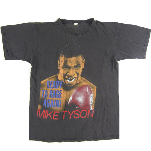 Vintage Mike Tyson Ready To Rage Again! T-Shirt