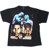 Vintage Mike Tyson Vs Evander Holyfield T-Shirt