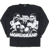 Vintage Tyson vs. Holyfield Long Sleeve T-Shirt