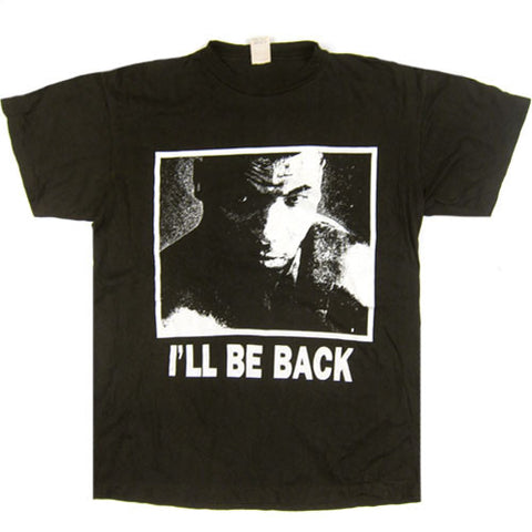 Vintage Mike Tyson I'll Be Back T-Shirt
