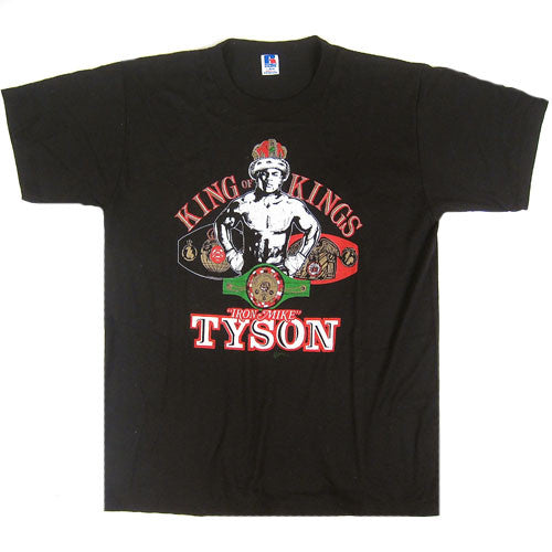 Vintage Mike Tyson King of Kings T-Shirt