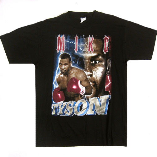 Vintage Mike Tyson Back to the Rage T-Shirt