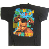Vintage Mike Tyson The Return Of T-Shirt