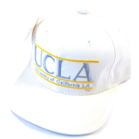 Vintage UCLA Bar Game Snapback Hat NWT