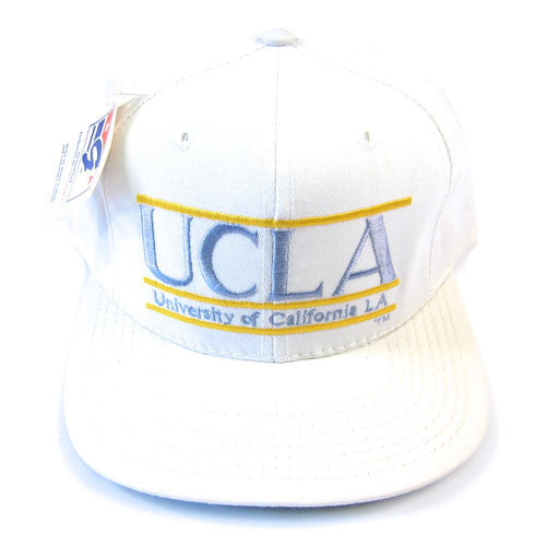 c262ed4f50b33 ... coupon code for vintage ucla bar game snapback hat nwt california los  angeles ncaa football for ...