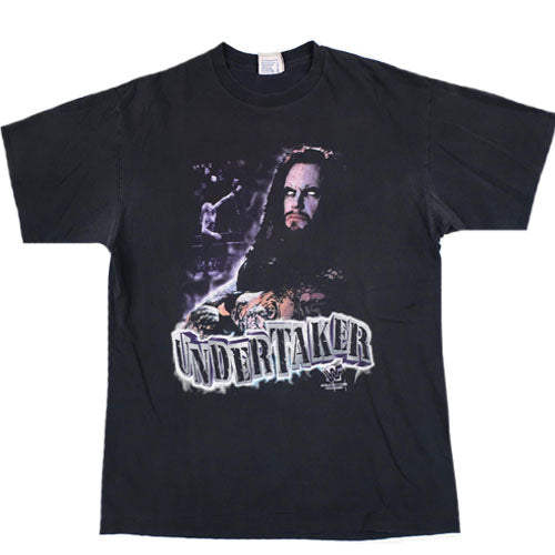 Vintage The Undertaker To Die For T-Shirt