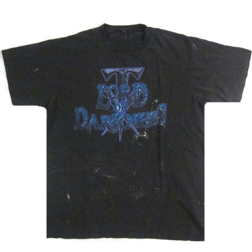 Vintage The Undertaker Lord of Darkness T-Shirt
