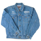 Vintage The Undertaker Jean Jacket