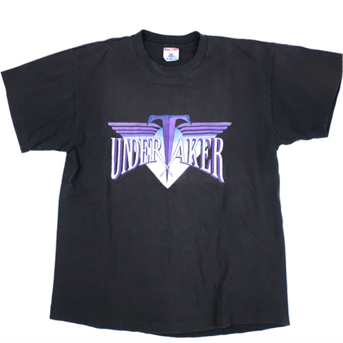 Vintage The Undertaker WWF T-Shirt