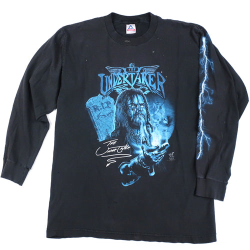 Vintage The Undertaker Long Sleeve T-Shirt