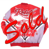 Vintage UNLV Runnin' Rebels Chalk Line Jacket