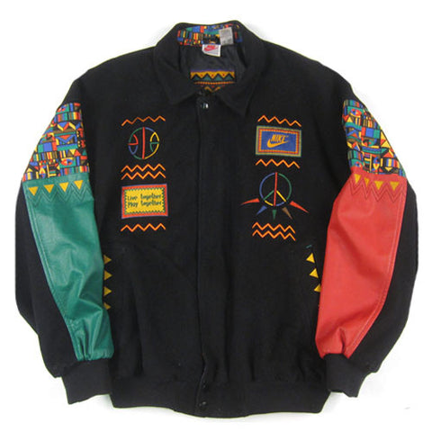 Vintage Nike Urban Jungle Gym Spike Lee Jacket