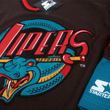Vintage Detroit Vipers Starter Hockey Jersey NWT