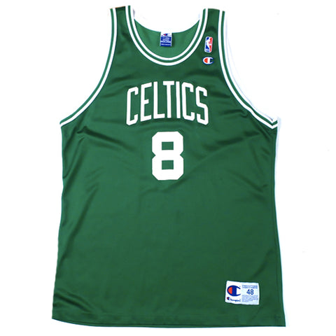 Vintage Antoine Walker Boston Celtics Champion Jersey