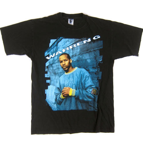 Vintage Warren G This DJ T-Shirt