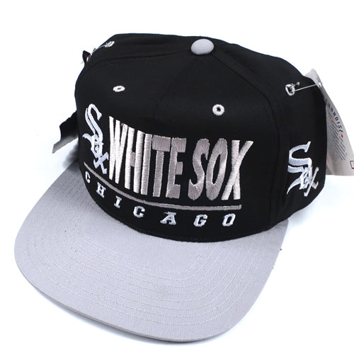 Vintage Chicago White Sox Snapback Hat NWT
