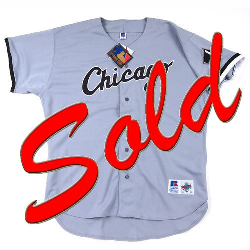 Vintage Authentic Chicago White Sox baseball jersey NWT