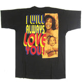 Vintage Whitney Houston I Will Always Love You T-Shirt