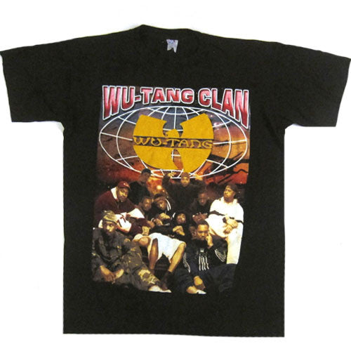 Vintage Wu-Tang Forever Clan Wu-Revolution T-Shirt