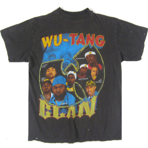 Vintage Wu-Tang Clan Ice Cream Raekwon t-shirt