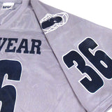 Vintage Wu Tang 36 Chambers Football Jersey