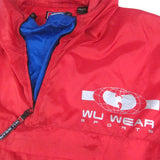 Vintage Wu Wear Sports Pullover Jacket
