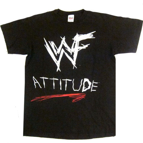 Vintage WWF Attitude Cause Stone Cold Said So! T-Shirt