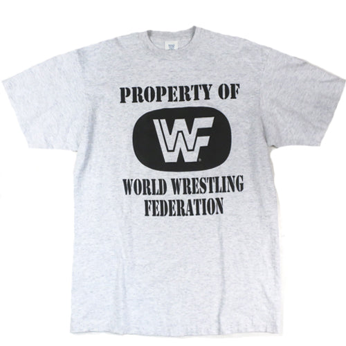 Vintage Property of WWF T-Shirt